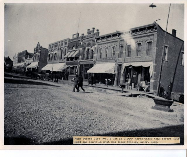 photo of Downtown Mount Vernon