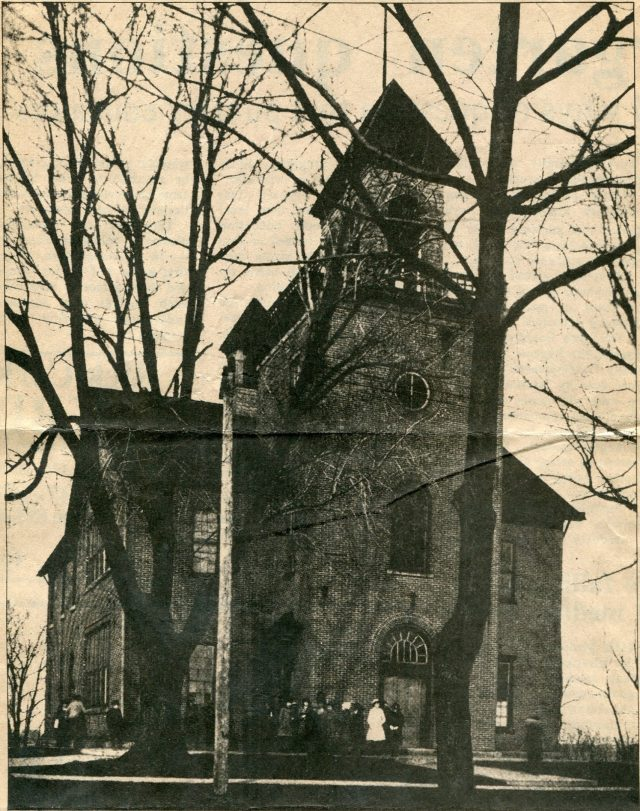 photo of First Methodist Church