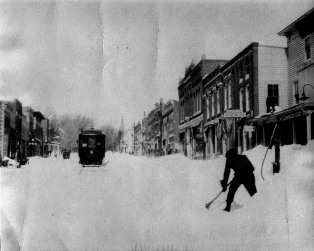 photo of Main Street-1919