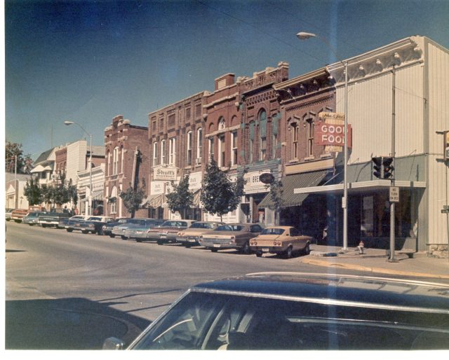 photo of Main Street @1968