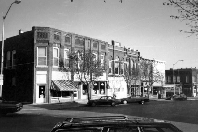 photo of Main Street @1980
