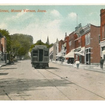 photo of Main Street Postcard