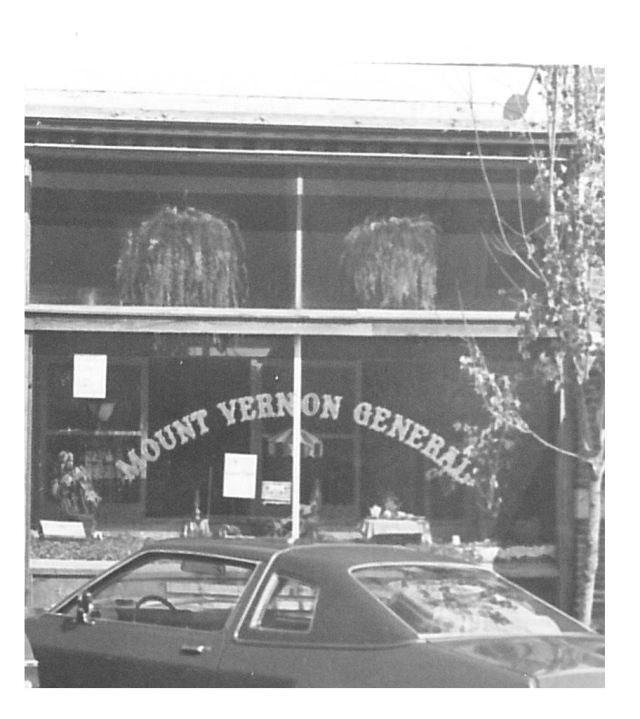 photo of Mount Vernon General Store