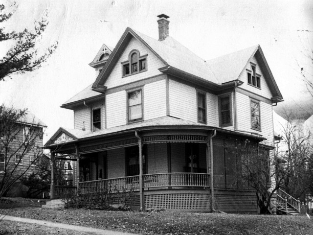 photo of Mount Vernon House-1890