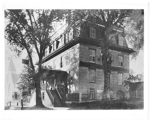 photo of Mount Vernon House Hotel