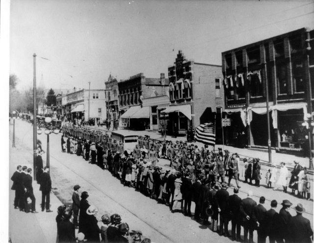 photo of Parade