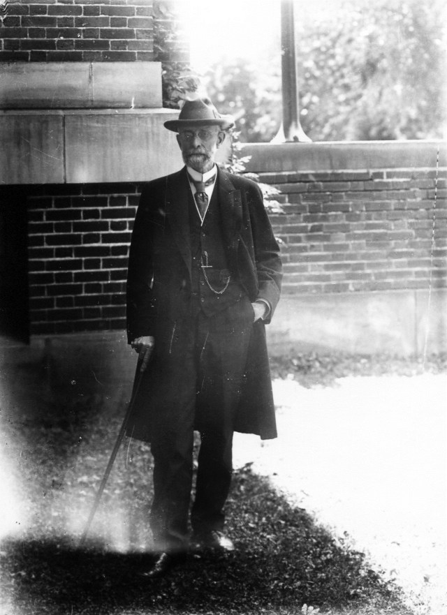 photo of President William Fletcher King