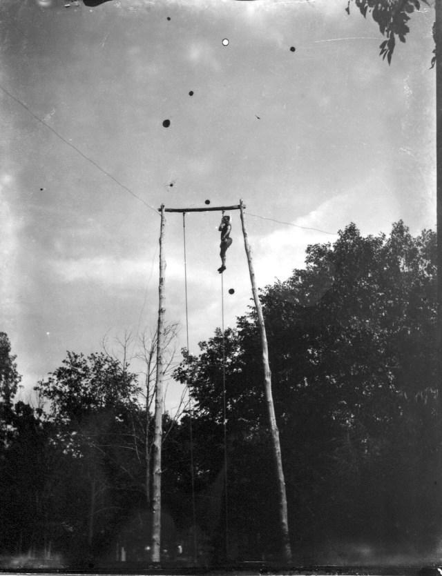 photo of Rope Climbing