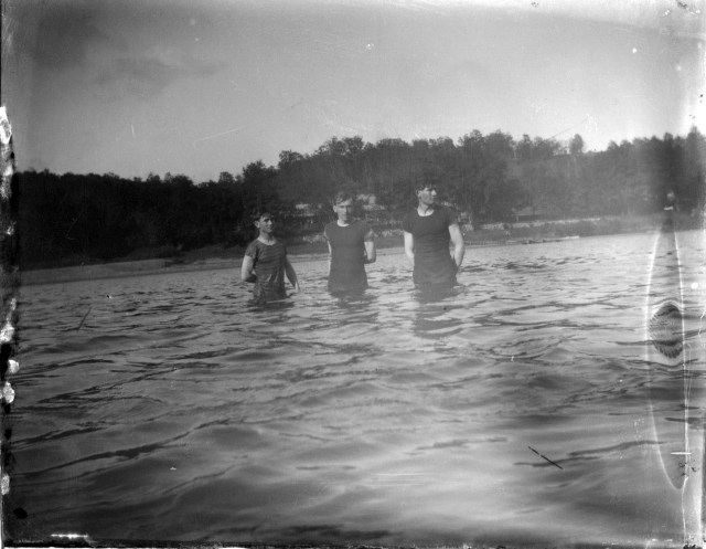 photo of Swimming Men