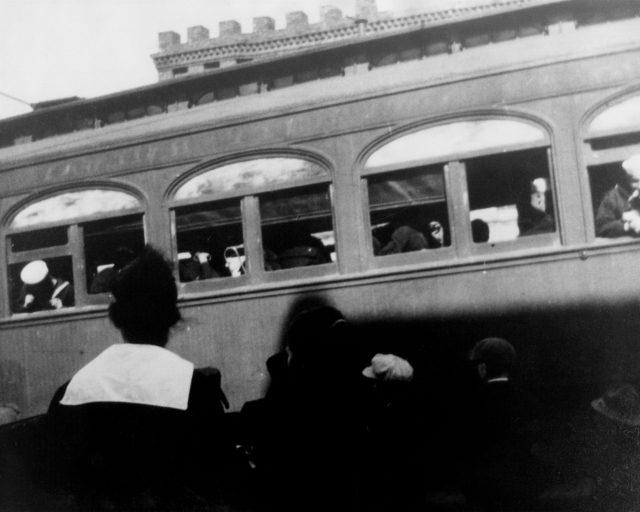 photo of Train Cart in Mount Vernon