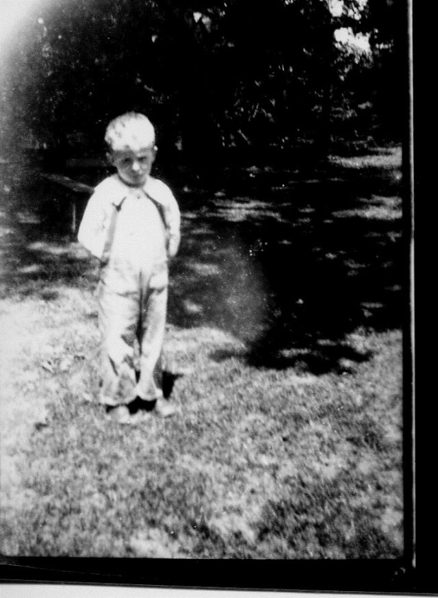photo of Unidentified Boy