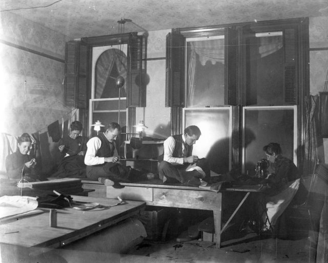 photo of Unidentified Workers