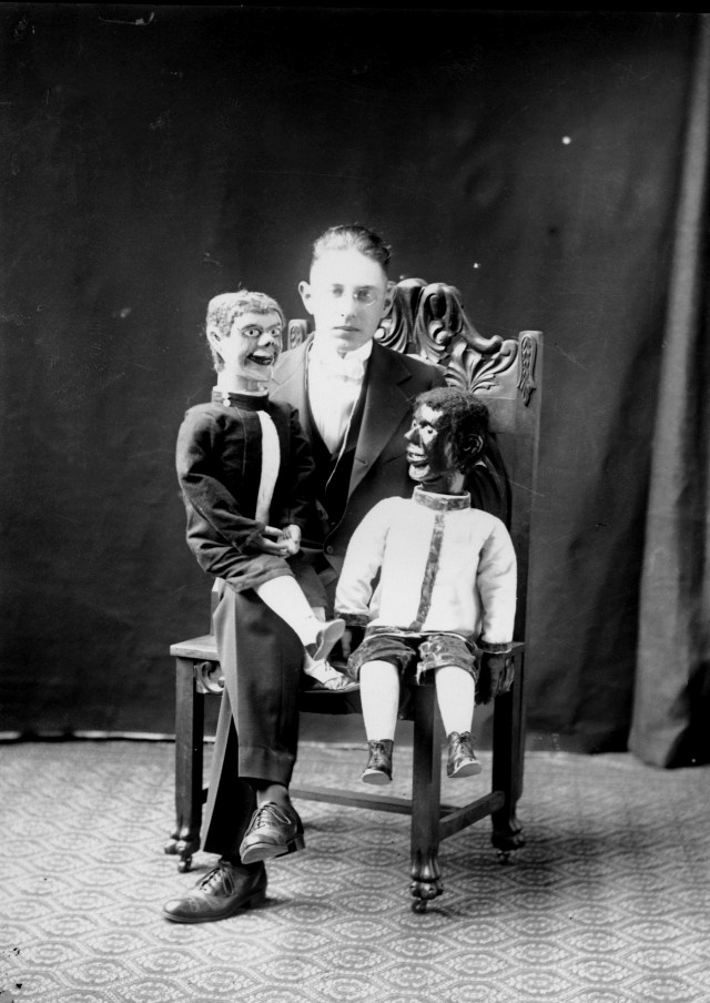 photo of Ventriloquist Performance