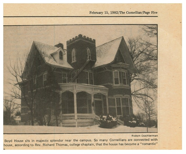 photo of Boyd House