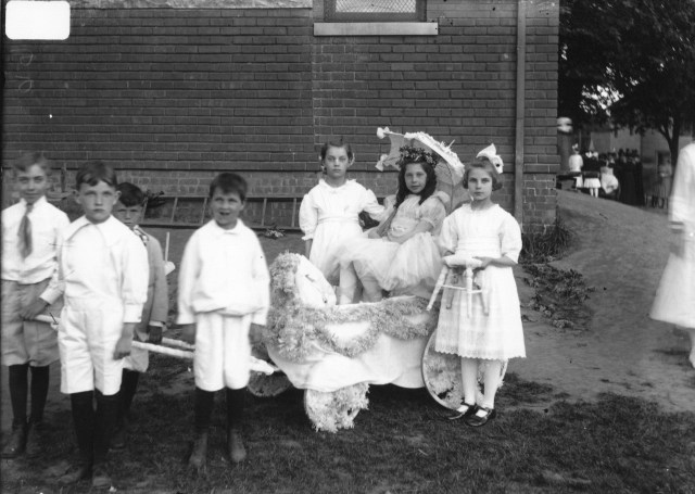 photo of Children's Parade Float