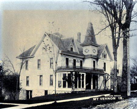 photo of Cornell Housing