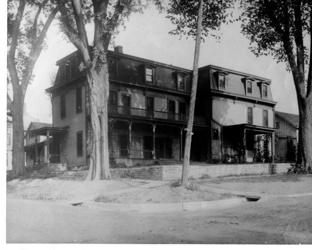 photo of Cornell Student Housing
