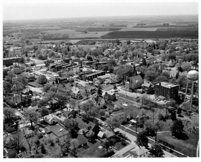photo of Downtown Mount Vernon-1970