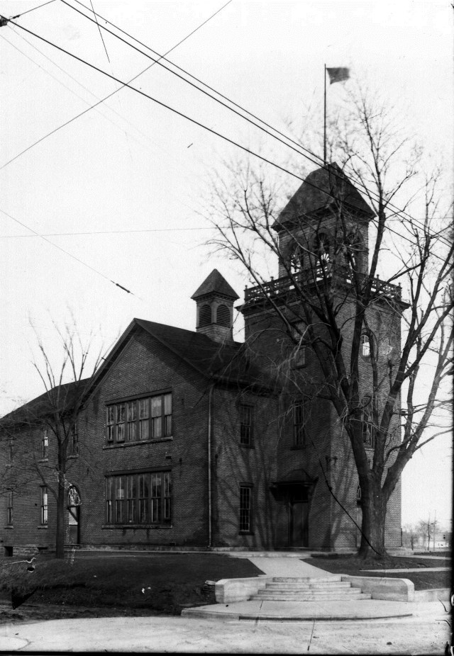 photo of First Methodist Church-1920
