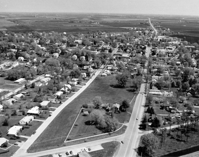 photo of Mount Vernon Aerial Shot