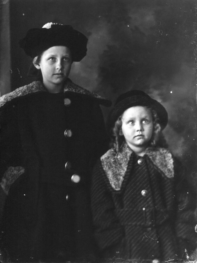 photo of Mount Vernon Children-1905
