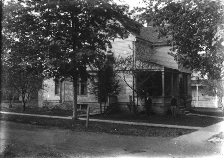 photo of Mount Vernon Home-1915