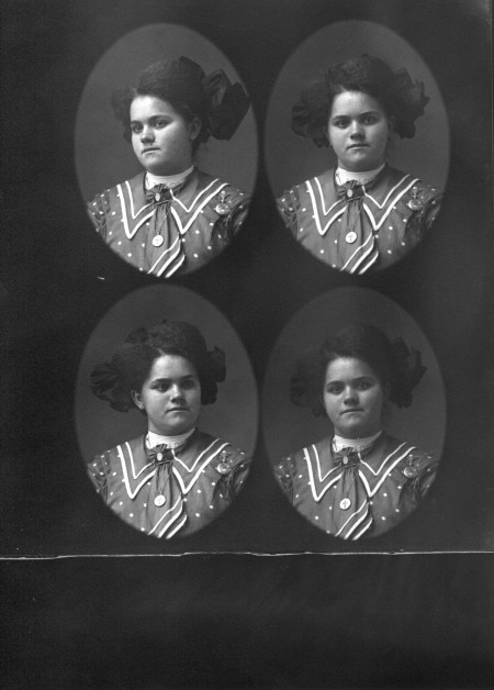 photo of Portraits of an Unidentified Woman