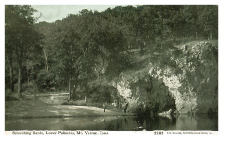 photo of Screeching Sands, Lower Palisades