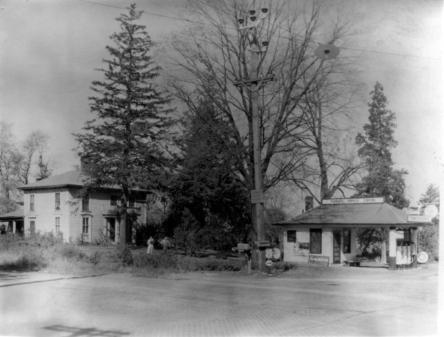 photo of Turner's Service Station