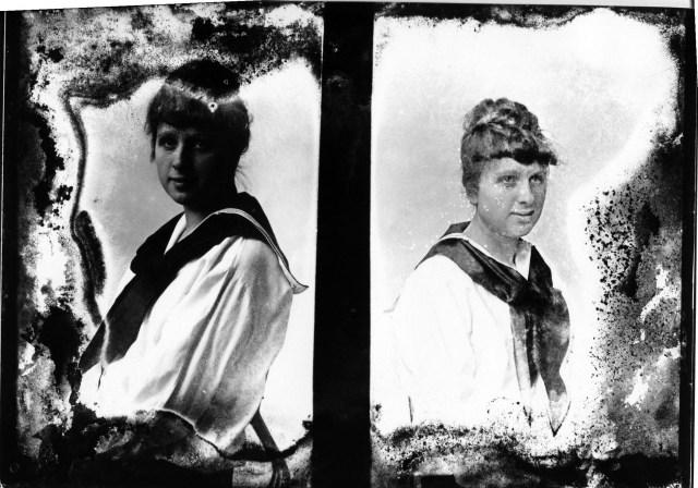 photo of Two Mount Vernon Women