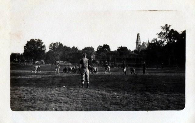 photo of Unidentified Cornell Baseball Game