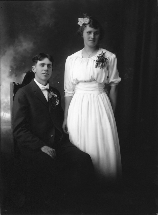 photo of Unidentified Couple