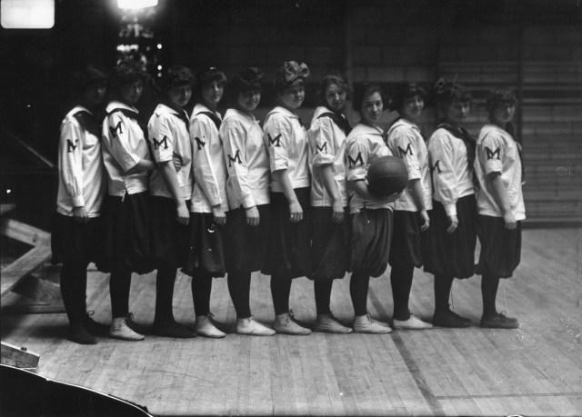 photo of Women's Basket Ball Team