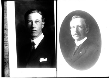photo of Young and Old Portrait of a Mount Vernon Man