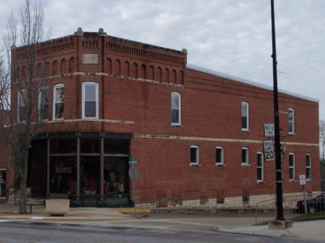 Photo of building at 124 First Street W
