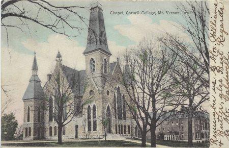 Photo of King Chapel Postcard