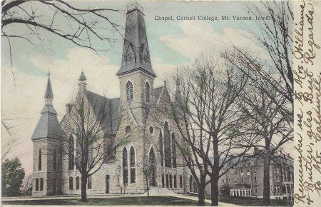 Photo of King Chapel Postcard