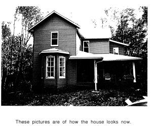 Farmhouse in 1997.