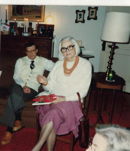 Photo of Charles Milhauser & Milly Mihailovic