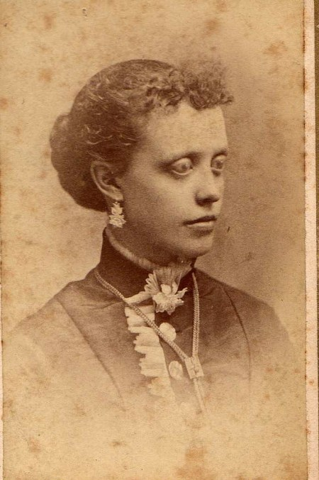 Photo of Clara Brackett Smith Spear