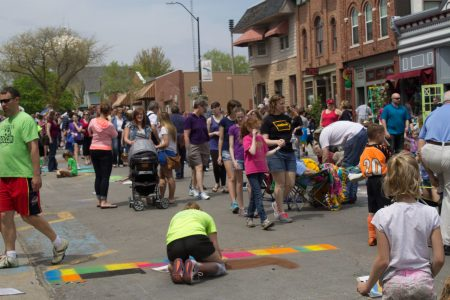 Photo of Chalk the Walk-2015