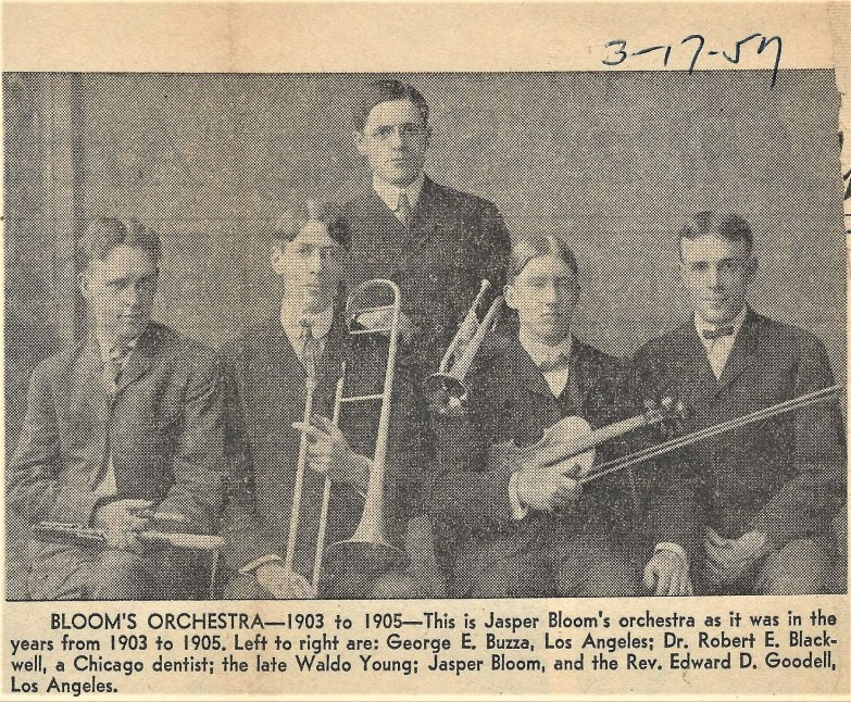 Photo of Bloom's Orchestra
