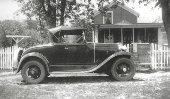 Photo of 1930 Model A Ford
