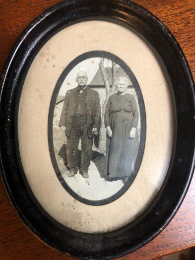 Photo of Thomas and Barbara Crofter