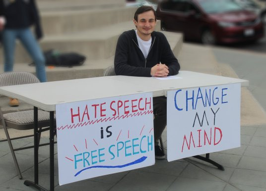 "Conservative club to host ""Change My Mind"" event"
