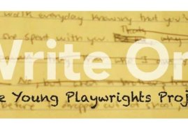 Young playwrights take the stage
