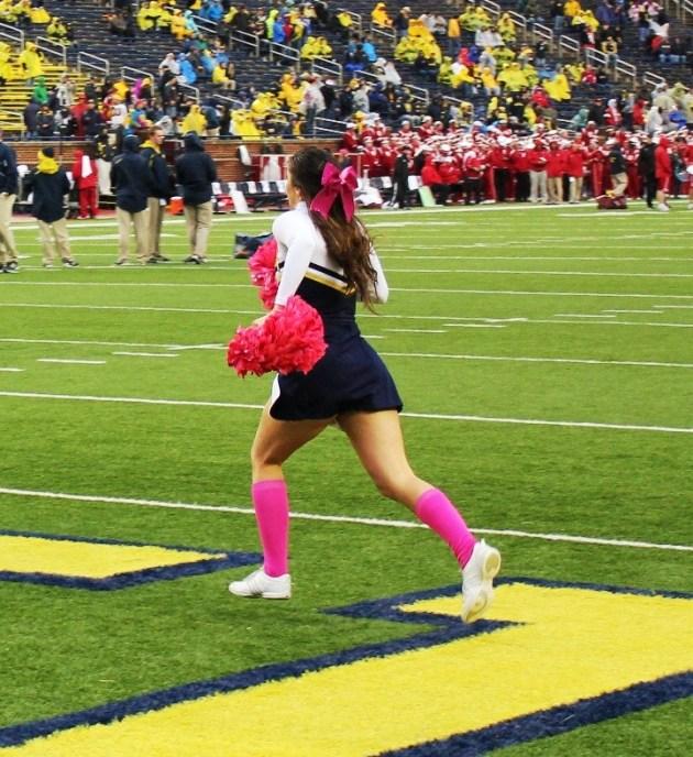 01 Cheerleaders pink