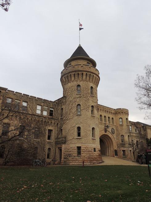 University of Minnesota Armory