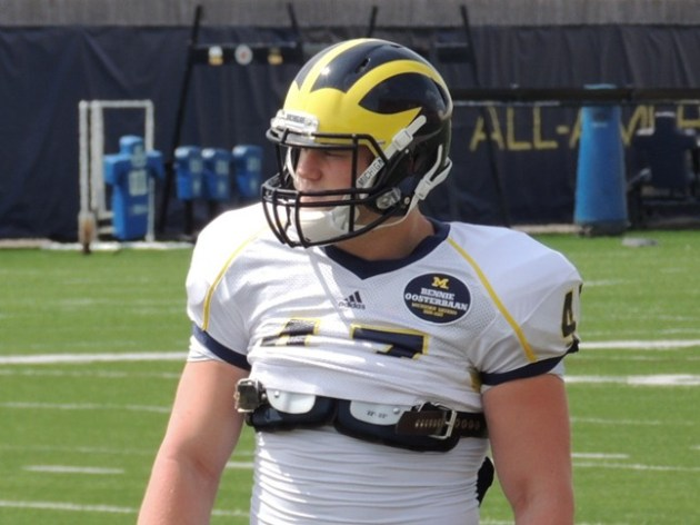 Jake Ryan - 2013 - Michigan