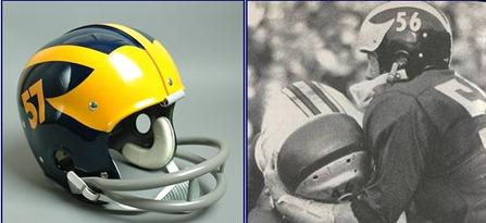 1957 helmet numbers